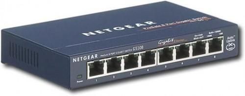 Valg af en router eller switch for en Home Network