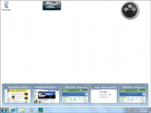 Hvorfor opgradere fra Windows XP til Windows 7?